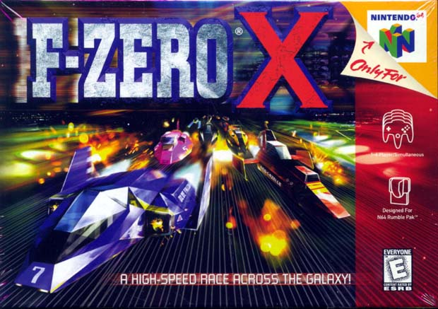 File:F-ZERO X usa.jpg