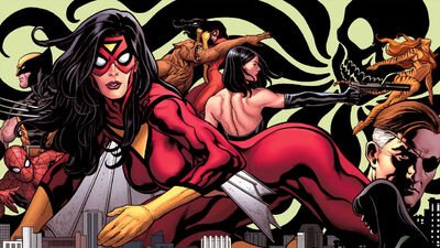 Why Doesn't Spider-Woman Matter to Marvel?