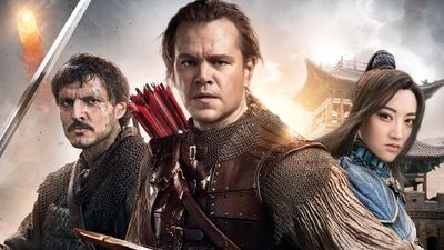 'The Great Wall' Review - An Exciting but Empty Spectacle
