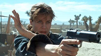 'Terminator 6' Is Bringing Linda Hamilton Back, But Is That a Good Thing?