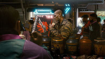 'Cyberpunk 2077': The FANDOM Interview