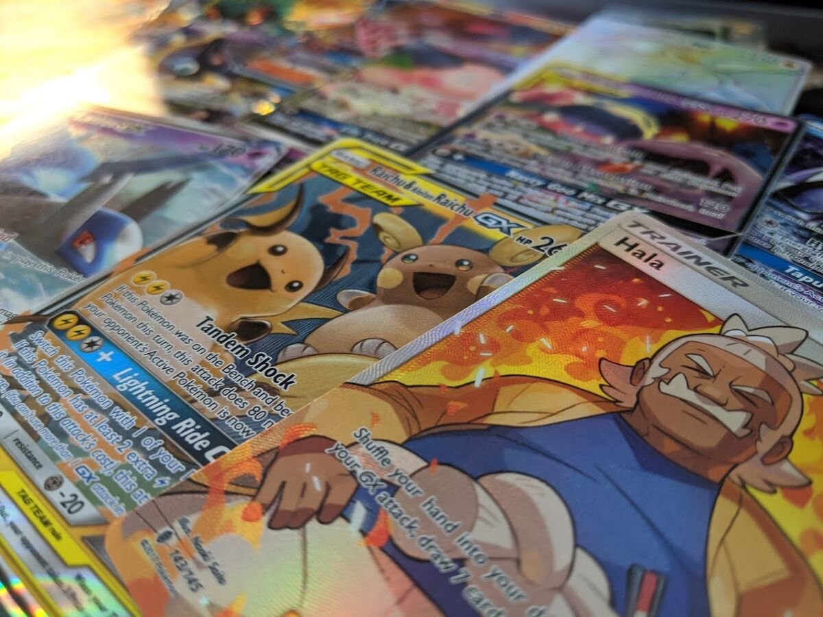 Pokemon Trading Card Game changes
