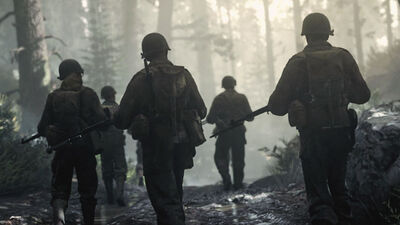 'Call of Duty WWII' Review: A Tour of the Already Seen