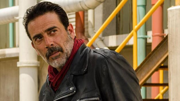 walking dead negan sing me a song feature hero