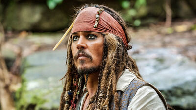 Johnny Depp Surprises Riders on Disneyland's 'Pirates of the Caribbean' Attraction