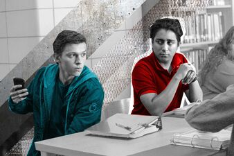 Tony Revolori on Going From Marvel Fan to Spider-Man's Flash