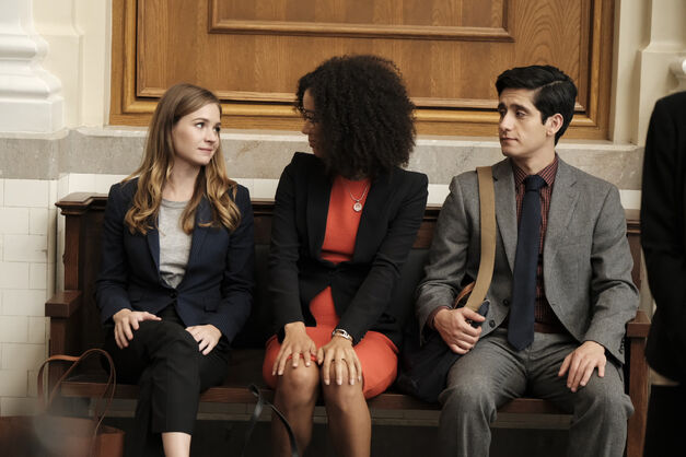 Britt Robertson, Jasmin Savoy Brown, Wesam Keesh For the People