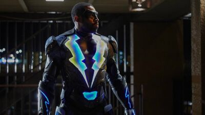 'Black Lightning' Review: Superhero Show Injects Spark in DC Lineup