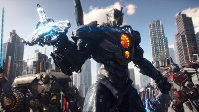 How the Kaiju and Jaegers Have Evolved in 'Pacific Rim Uprising'