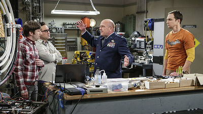 "'The Big Bang Theory' Recap and Reaction: ""The Military Miniaturization"""