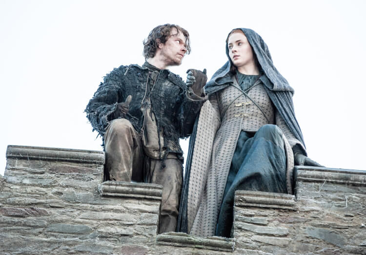 Game of Thrones - Sansa Theon