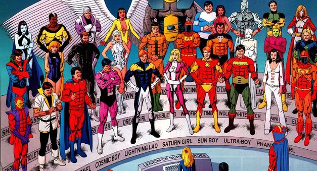 The Legion of Super-Heroes