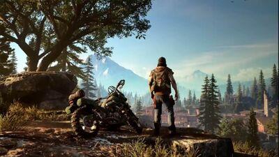 'Days Gone' E3 Announcement Trailer