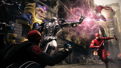 Why 'Marvel Future Fight' Is a Treat for Marvel Fans