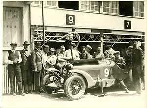 1934 Le Mans