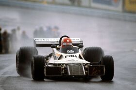 Brambilla US Grand Prix 1977
