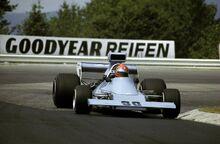 Perkins driving Amon AF101