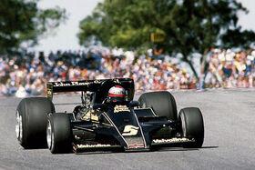 Andretti Argentine Grand Prix 1978
