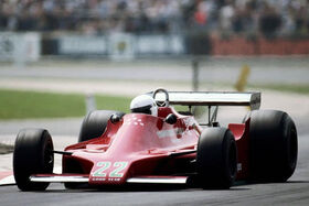 Gaillard 1979 British Grand Prix