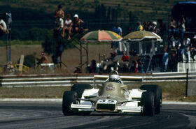 Patrese 1978 South African Grand Prix