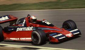 Watson British Grand Prix 1978