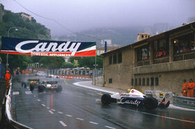 Senna 1984 Monaco Grand Prix
