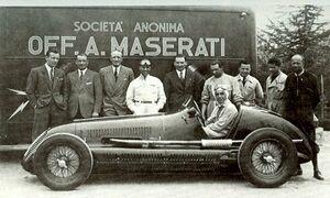 Team Maserati Villoresi