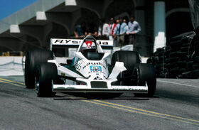 Regazzoni 1979 US GP West