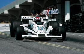Regazzoni 1979 US GP West