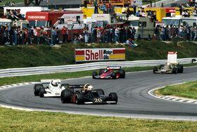 Scheckter British Grand Prix 1978