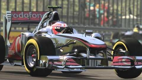 F1 2011 - TV Ad