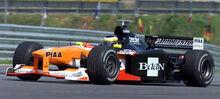 1999 ArrowsA20 Aut