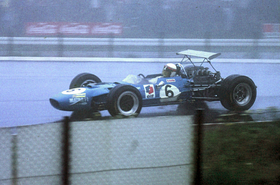 German Grand Prix 1968 I