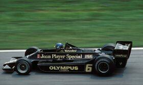 Peterson Austrian Grand Prix