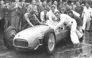 1950 Sommer BRM