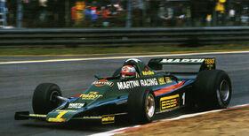 Andretti 1979 Belgian Grand Prix