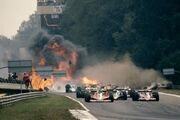 1978 Italian Grand Prix accident