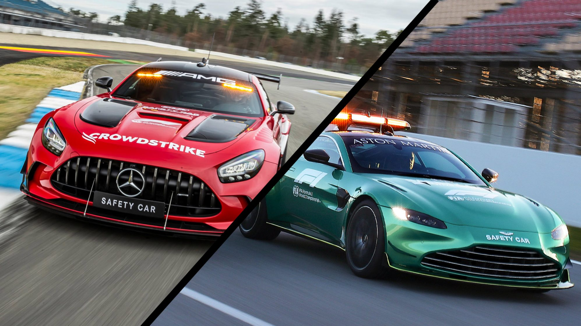 Safety Car | The Formula 1 Wiki | FANDOM powered by Wikia