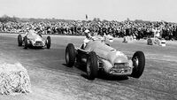 1950 Silverstone Farina Fagioli