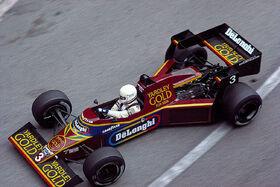 Brundle 1984 Monaco Grand Prix
