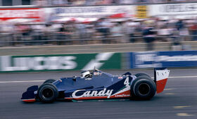 Jarier 1979 British Grand Prix