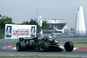 Mansell 1984 Canadian Grand Prix