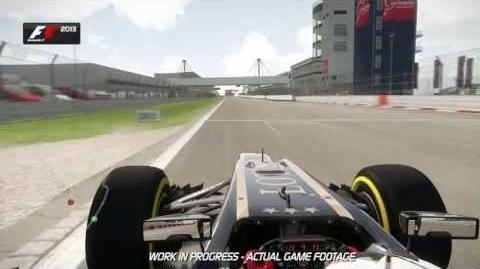 F1 2013 Nürburgring Hotlap