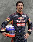 Daniel Ricciardo2013