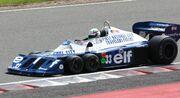 Tyrrell P34 2008 Silverstone Classic