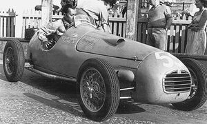 1947 Bira Gordini