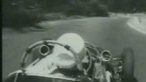 F1 1961 - Nüburgring - Stirling Moss onboard