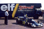 Tyrrell with P34