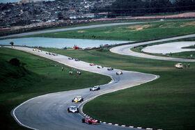 Start Brazilian Grand Prix 1979