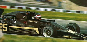 Rebaque 1978 German Grand Prix